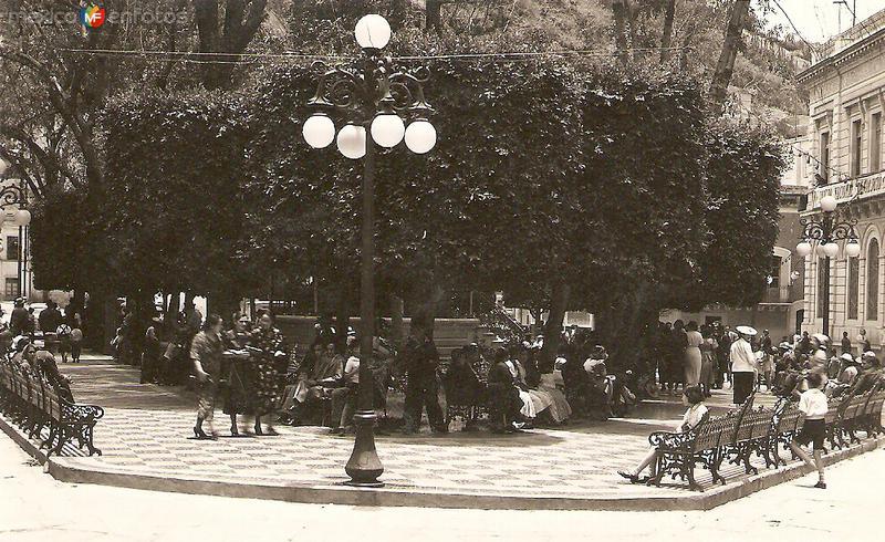 Jardín Unión