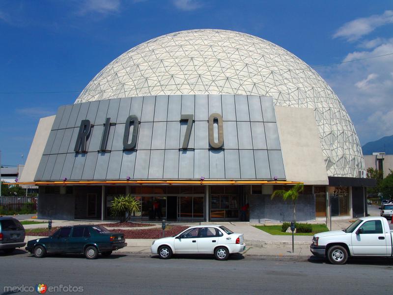 Fotos de Monterrey, Nuevo León, México: Cinemas Río 70