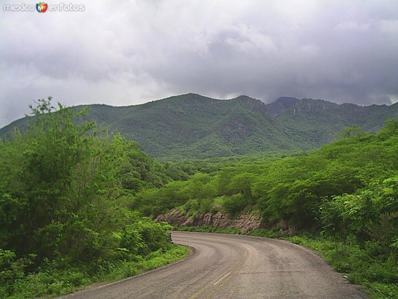 Fotos de Cosal�, Sinaloa, M�xico: Paisajes