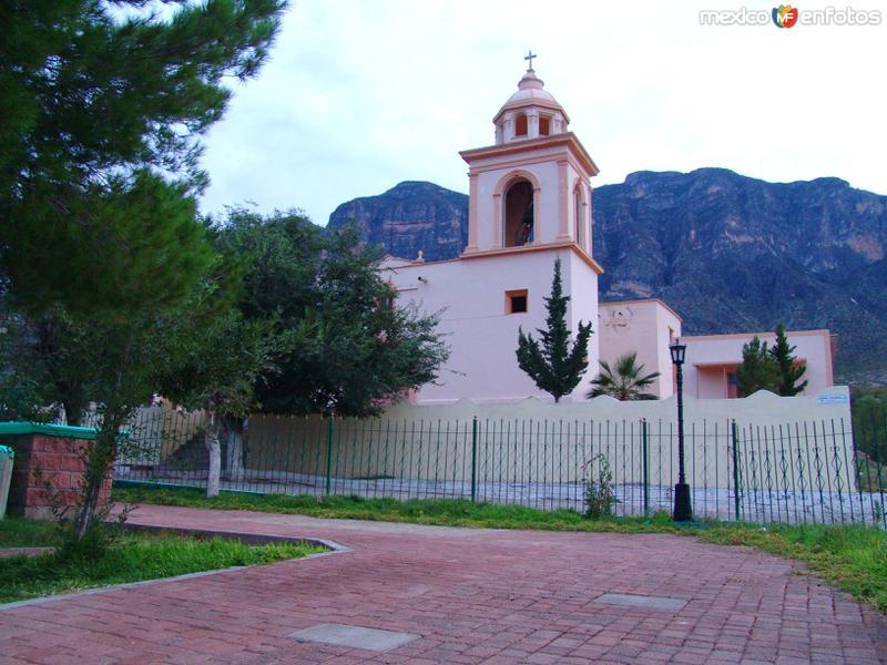 Fotos de Sierra Mojada, Coahuila, M�xico: Plaza Principal