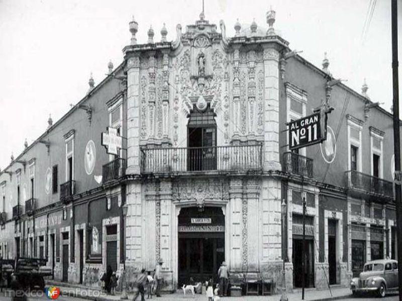 Edificio Al No. 11