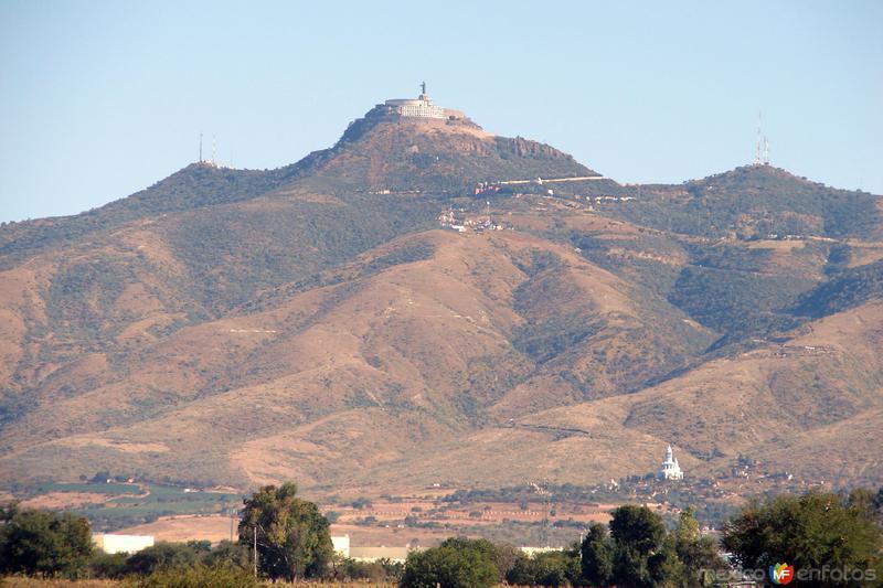 Cerro del Cubilete