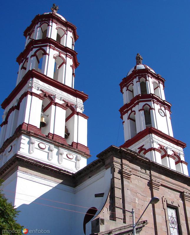 Fotos de Celaya, Guanajuato, México: Templo de la Merced