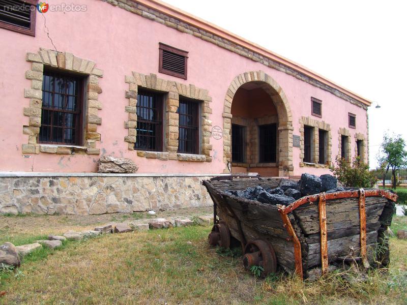 Fotos de Sabinas, Coahuila, M�xico: Museo Nacional del Carb�n
