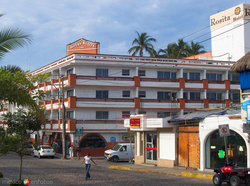 Vallarta Jalisco Hoteles Hotel Rosita Puerto Vallarta