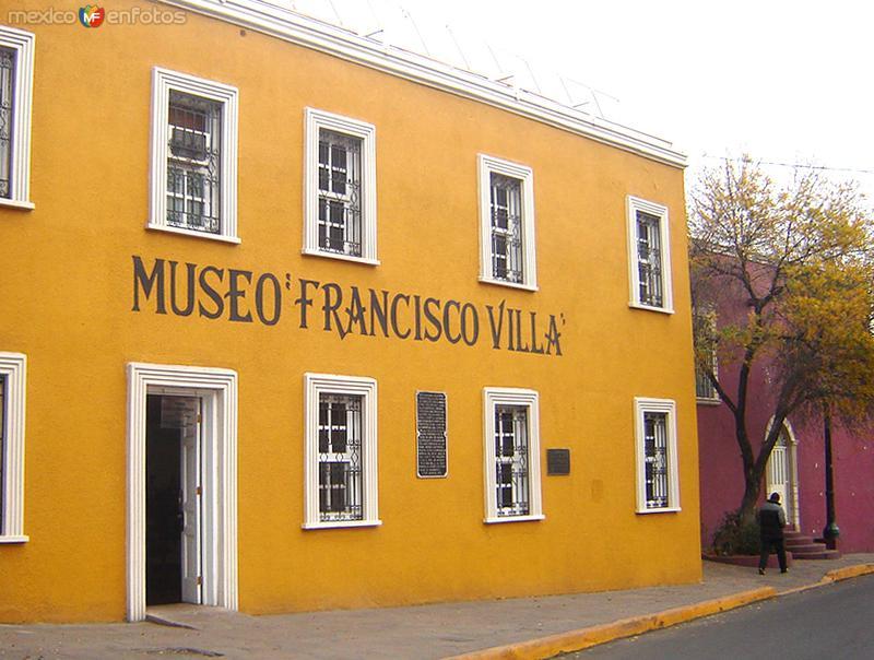 Fotos de Hidalgo del Parral, Chihuahua, M�xico: Museo Francisco Villa
