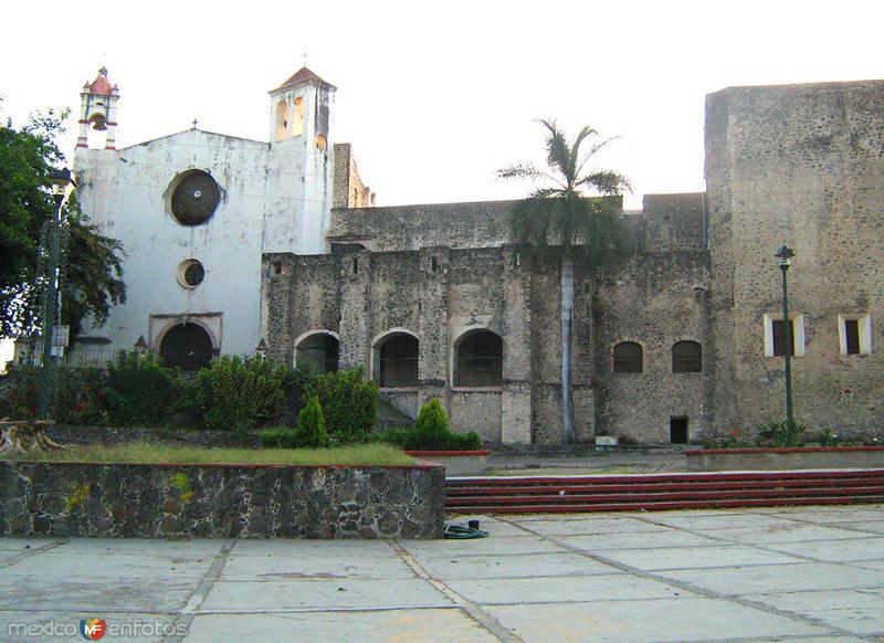 Fotos de Oaxtepec, Morelos, M�xico: Convento de Santo Domingo