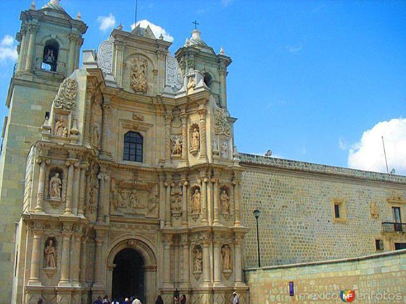 Fotos de Oaxaca, Oaxaca, México: Basílica de Nuestra Señora de la Soledad