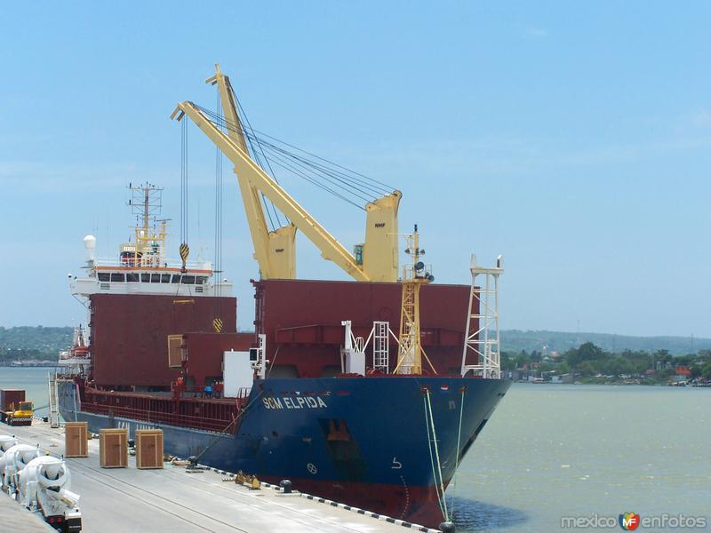 Fotos de Tampico, Tamaulipas, M�xico: Puerto de Tampico