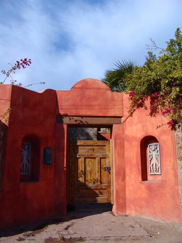 Casas y Fachadas de Loreto