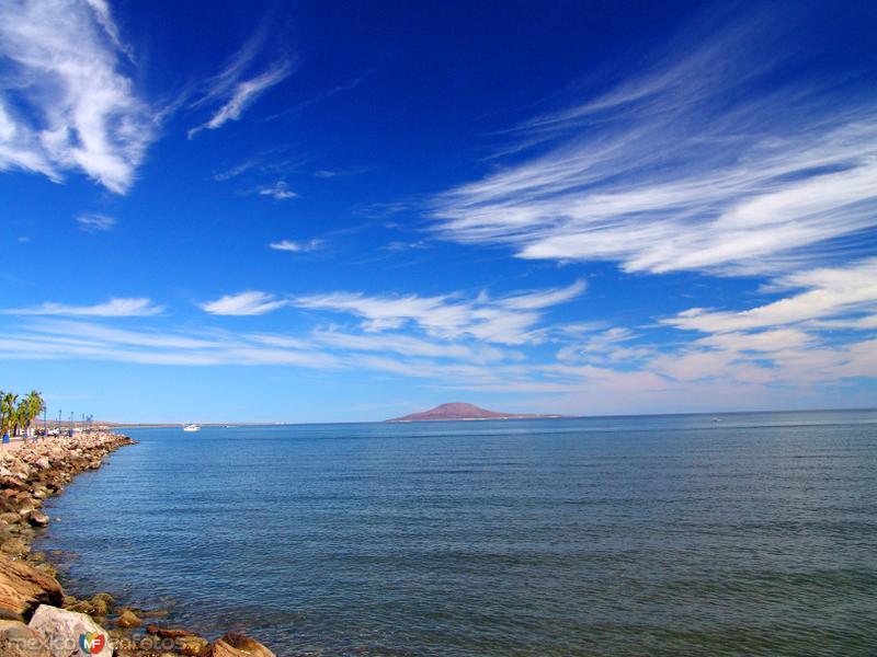 Golfo de California (Mar de Cortés)