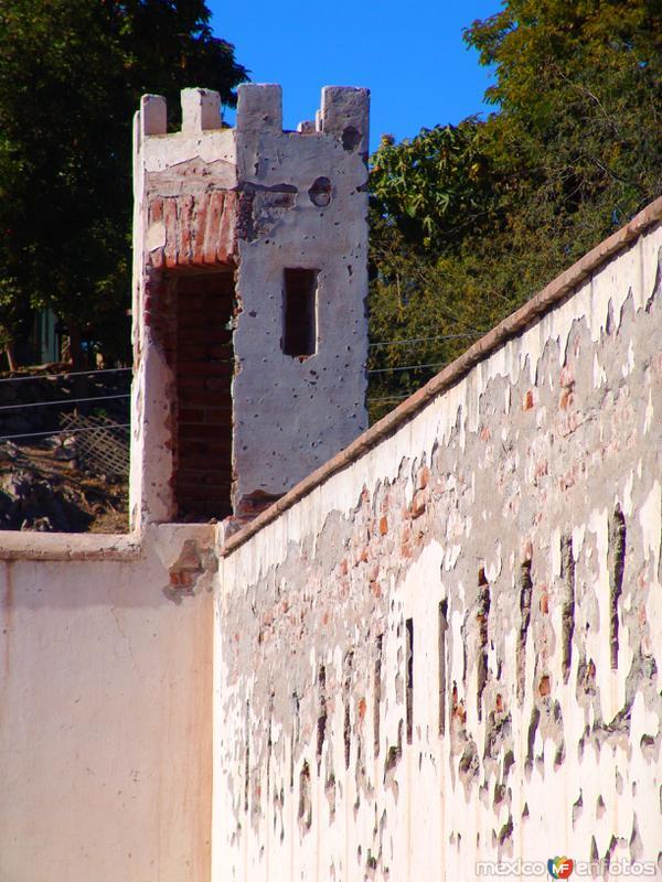 Museo de Mulegé: Torre de vigilancia