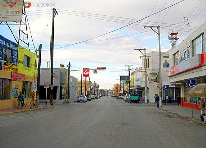Monclova Mexico  city photo : Fotos de Monclova, Coahuila, México: Calles de Monclova