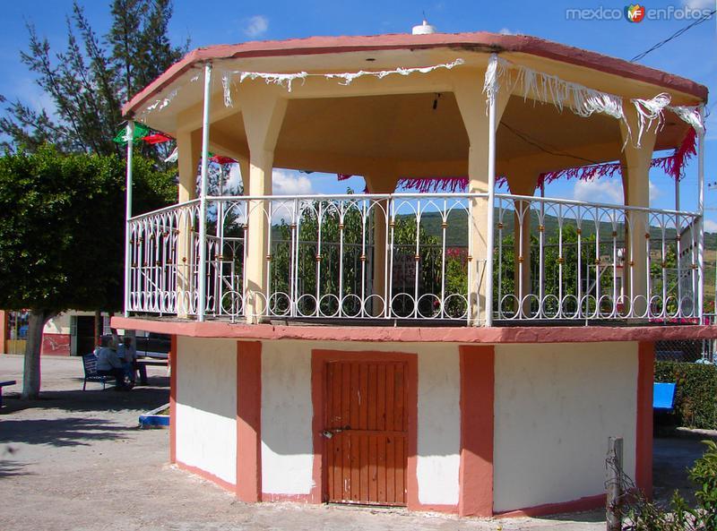 Comunidad de Boquillas: Plaza Principal