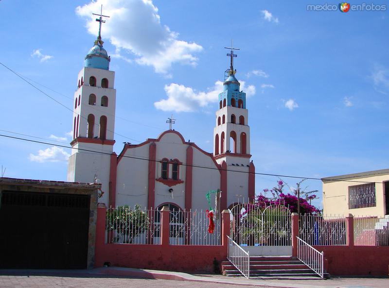 Comunidad de Boquillas: Templo Católico