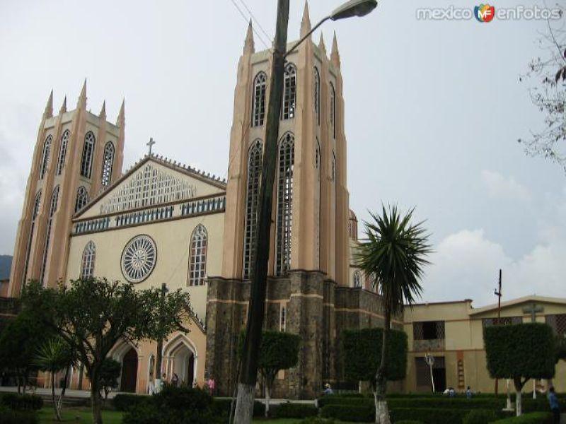 Iglesia de Xicotepec