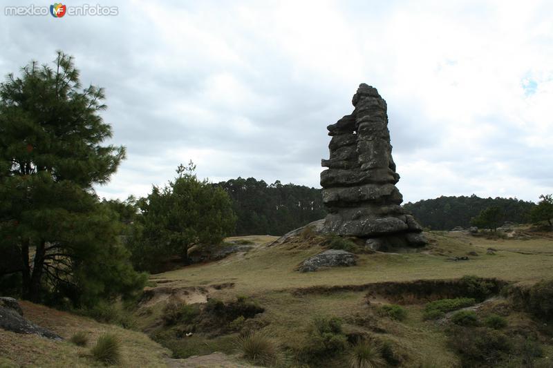 Piedras Encimadas