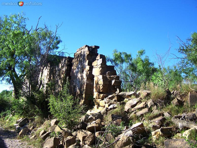 Fotos de Guerrero Viejo, Tamaulipas, M�xico: Ruinas