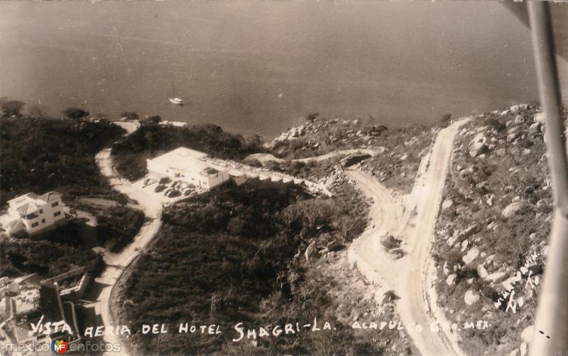Fotos de Acapulco, Guerrero, M�xico: Hotel Posada Manzanillo