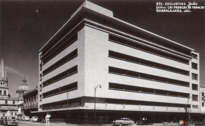 Edificio Las Fábricas de Francia