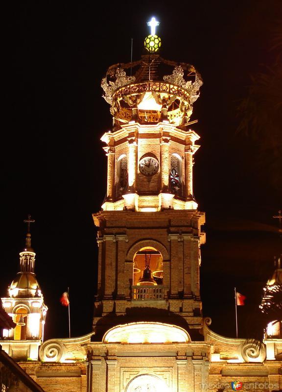 Templo de Nuestra Señora de Guadalupe, torre