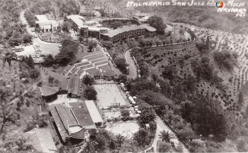 Balneario San José Purua