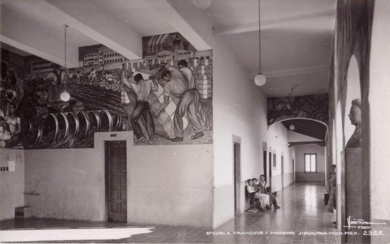 Escuela Francisco I. Madero