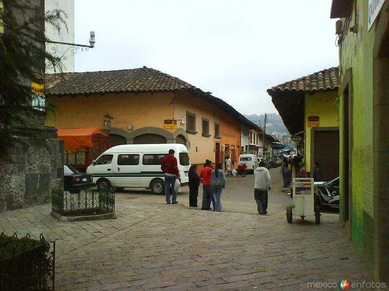 Fotos de Zacatl�n, Puebla, M�xico: Andador Independencia