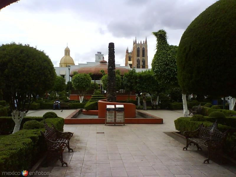 Fotos de Xicotepec de Ju�rez, Puebla, M�xico: Centro de Xicotepec