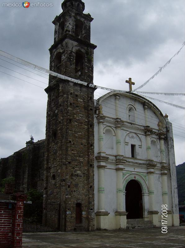 iglesia de chicontla