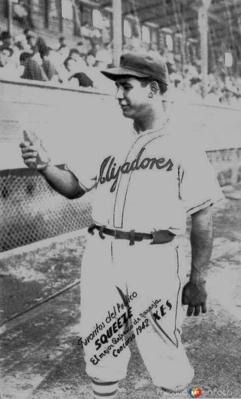 Fotos de Tampico, Tamaulipas, M�xico: Parque de Beisbol Alijadores 1942