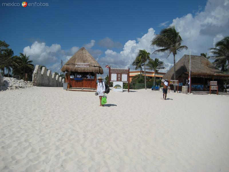 Las Playas de Q. Roo.