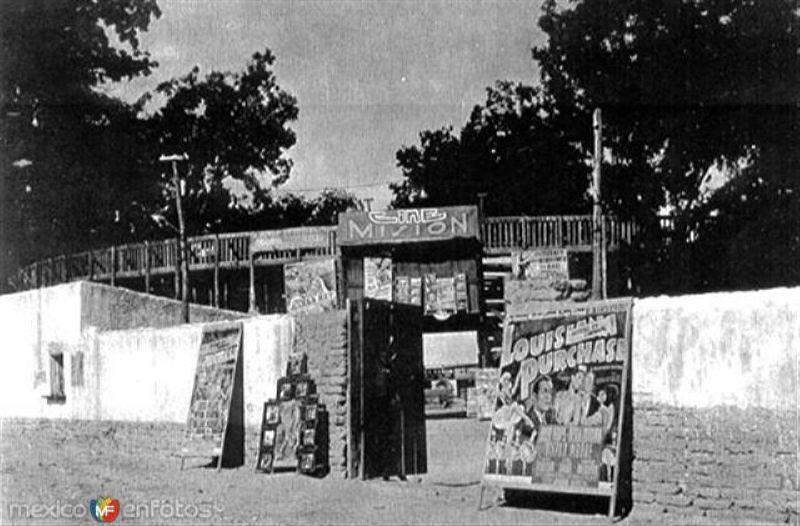 Plaza de Toros y cine