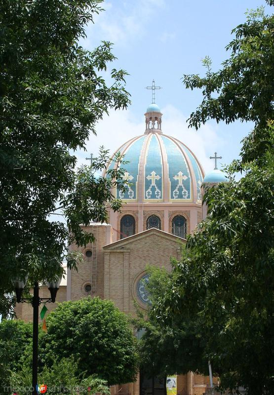 Fotos de Allende, Nuevo León, México: IGLESIA DE SAN PEDRO APOSTOL EN ALLENDE