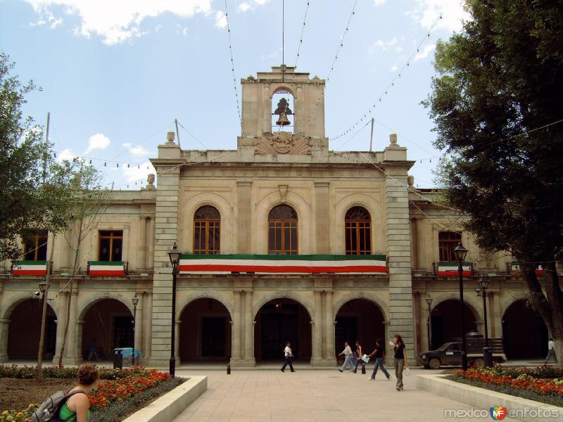 El Palacio De Gobierno