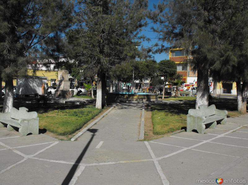 Fotos de Luis Moya, Zacatecas, M�xico: PLAZA