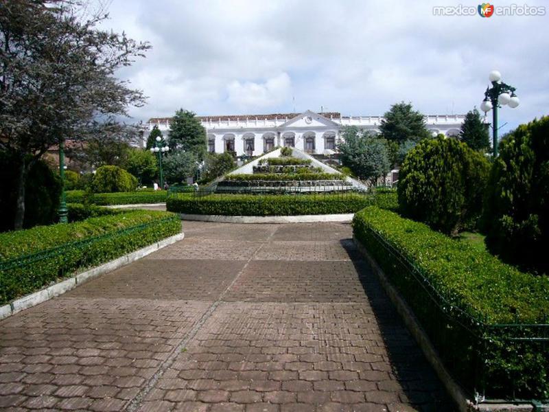 Parque de Zacatlán