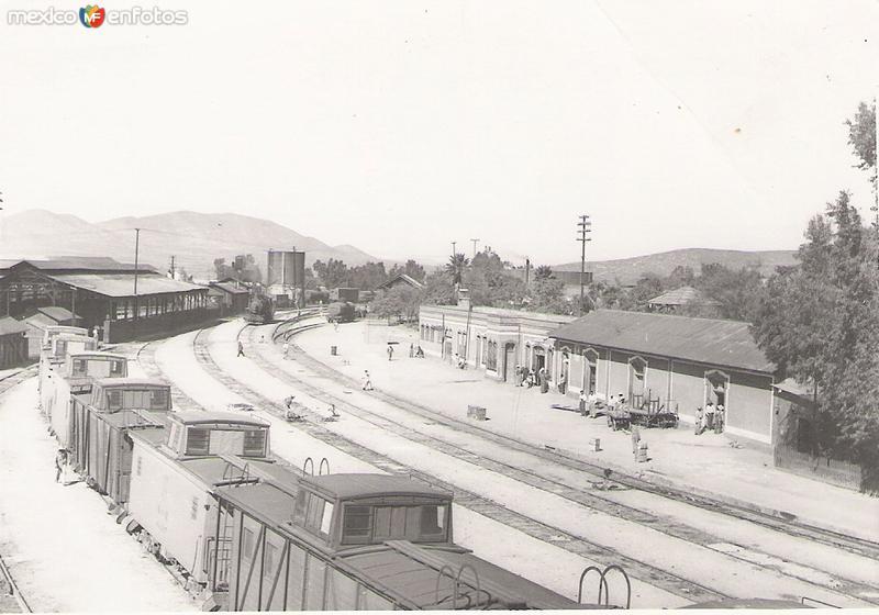 Estación del Ferrocarril Cardenense