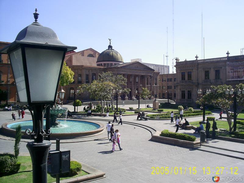 Plaza del Cármen