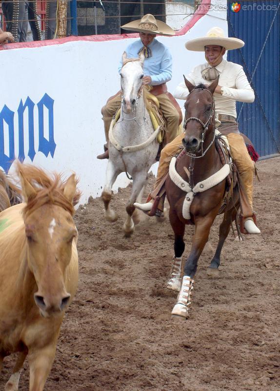 Charreria en Zacatlán