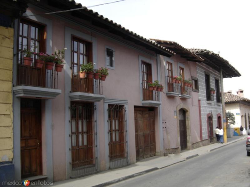 Casas en Zacatlán