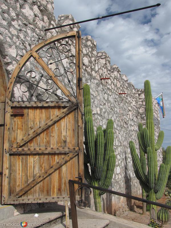 Fuerte de Montes Claros