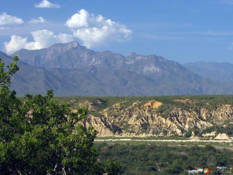Fotos de San Jos� del Cabo, Baja California Sur, M�xico: Vista hacia la Sierra La Laguna