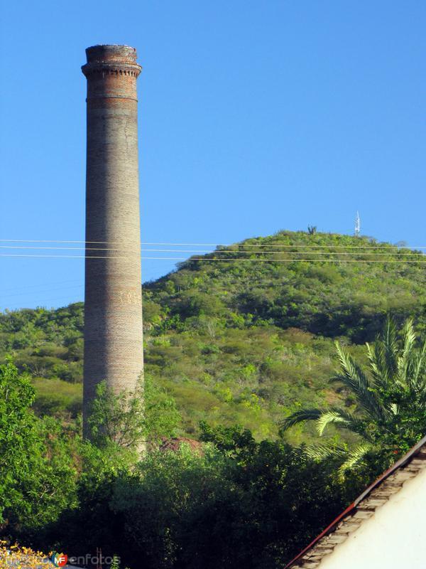 Antigua compañía minera de El Triunfo