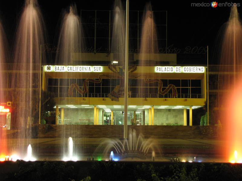 Palacio de Gobierno del Estado de Baja California Sur