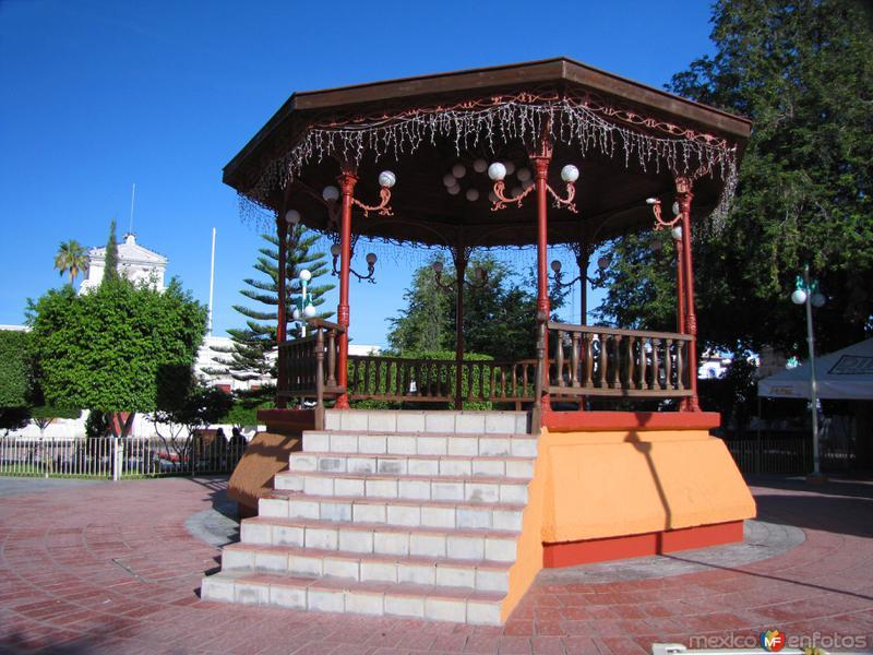 Plaza principal de La Paz