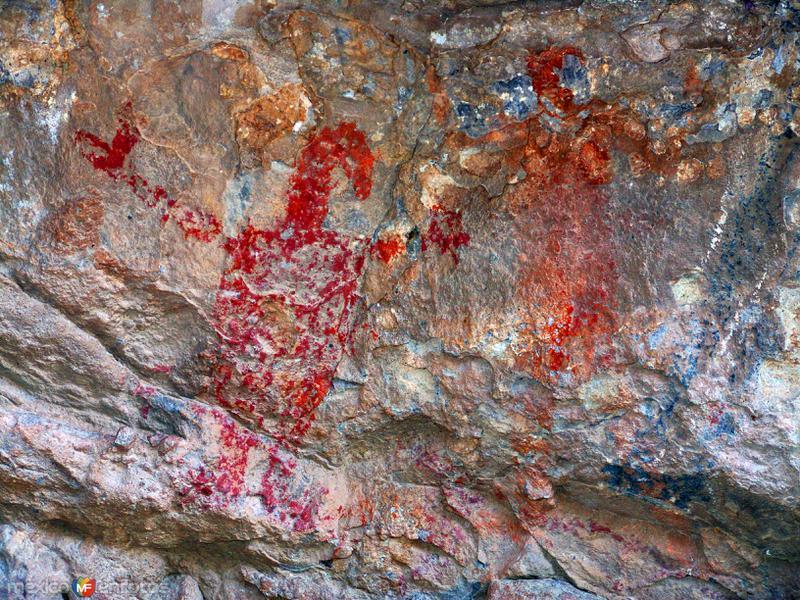 Pinturas rupestres de la Cueva del Ratón