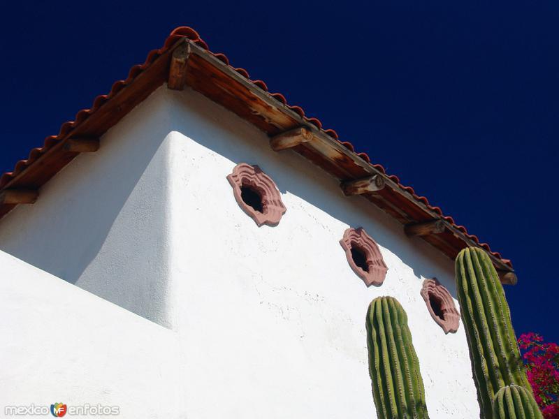 Fachadas de Todos Santos