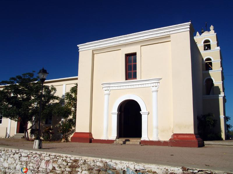 Misión de Santa Rosa de Todos Santos