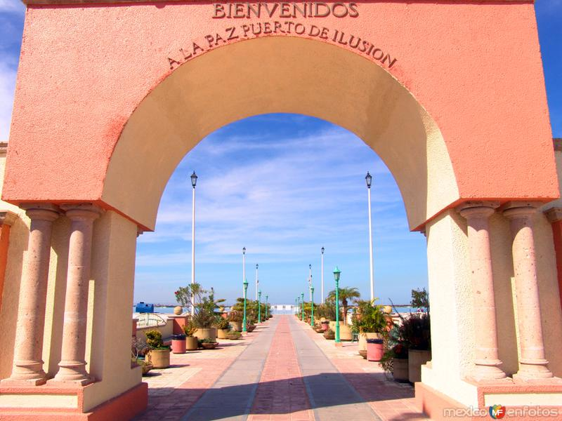 Malecón de La Paz